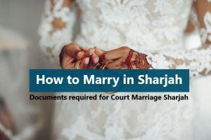 getting married in sharjah