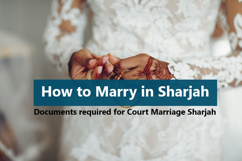 getting married in sharjah