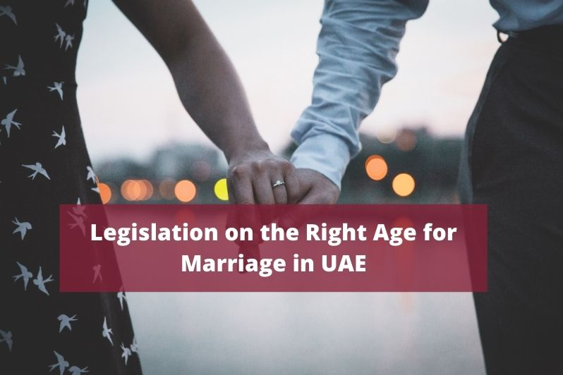 Right Age for Marriage in UAE